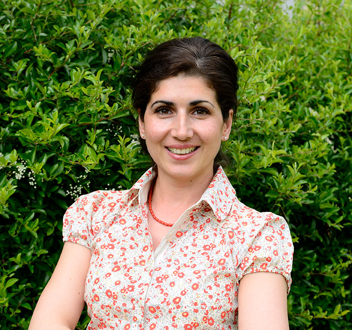 Ана Симеонова - логопед, магистър говорен терапевт